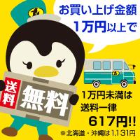 お買い上げ1万円以上で送料無料です。