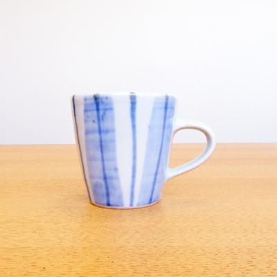 マグカップ(親子縞)